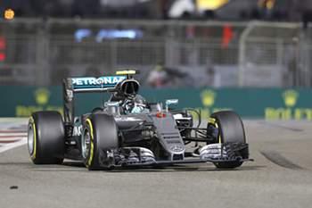 Rosberg conquista título mundial de Fórmula 1 na temporada passada