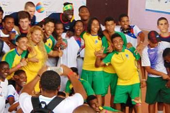 Cabo Verde vence Moçambique, Brasil conquista prata com triunfo sobre Angola em andebol