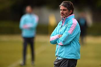 Diego López, treinador do Palermo