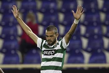 Betinho trocou Sporting por Belenenses