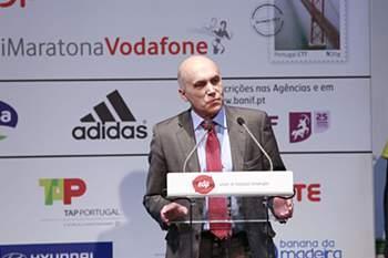 Presidente FP Atletismo.
