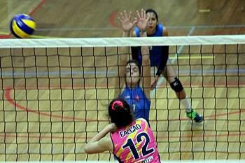Leixões sagrou-se campeão nacional de voleibol feminino ao bater Porto Vólei 2014
