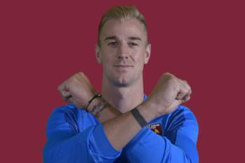 Joe Hart no West Ham