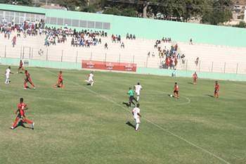 Desportivo da Huíla perde na apresentação do plantel