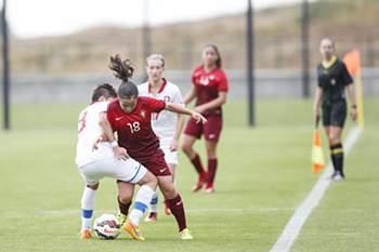 Seleção feminina de sub-17 perde jogo particular com República Checa