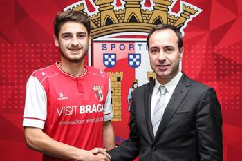 Bruno Xadas renova com o SC Braga até 2022