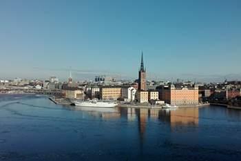 2. Estocolmo (Suécia)