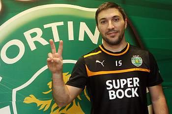 Cristiano deixou o Sporting