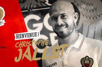 Nice contrata internacional francês Jallet