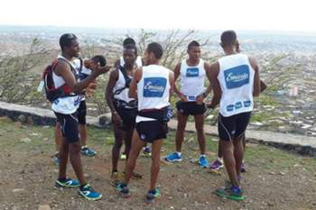 Cabo Verde: Emicela Team Trail Running