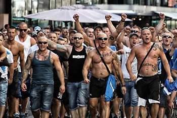 Adeptos do Lech Poznan ameçam boicotar jogo com o Belenenses.