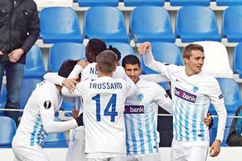 Genk impõe-se ao Sassuolo e vence grupo F da Liga Europa