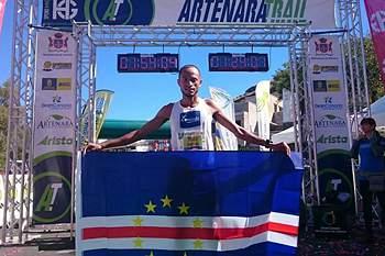 """Joaquim Fortes, da """"Emicela Team Cabo Verde"""""""