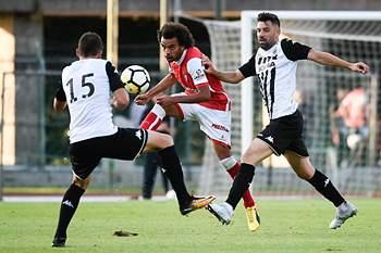 SC de Braga derrotado por Angers antes da estreia europeia