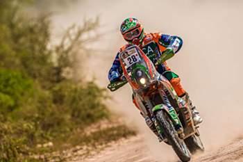 Rali de Merzouga: Mário Patrão no top 5 da etapa
