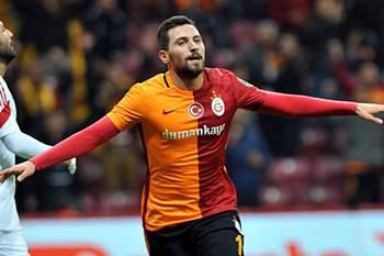 Sinan Gumu, jogador do Galatasaray
