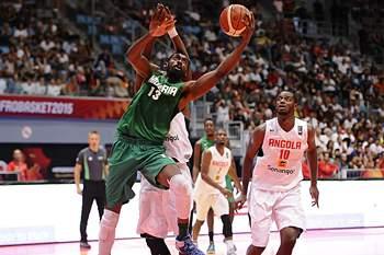 Nigéria bate Angola e conquista primeiro título africano de basquetebol.