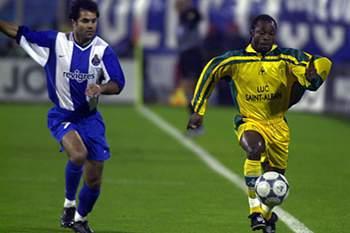 Antigo jogador do FC Porto.