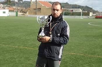 Sérgio Traguil, treinador português