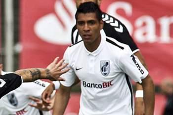 Jogador peruano.