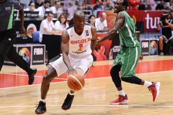 Afrobasket2015: Angola - RCA