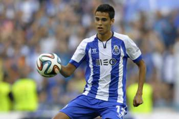 FC Porto empresta Diego Reyes ao Espanhol