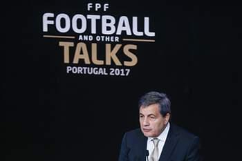 Fernando Gomes, Presidente da FPF