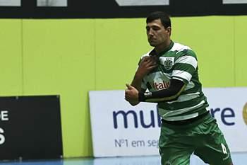 Andebolista do Sporting.