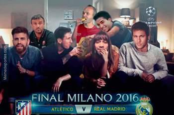 Os memes da final da Champions 2016