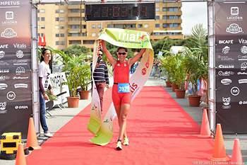 Vanessa Fernandes quer ganhar o 'IRONMAN' português