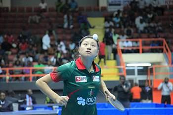 Shao Jieni aumenta para 66 o número de portuguesas qualificados para os Jogos Olímpicos de 2016.
