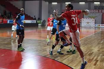 O Benfica foi surpreendido em casa pelo Maia/ISMAI.