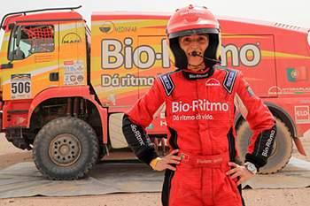 Elisabete Jacinto termina Moroco Desert Challenge no pódio