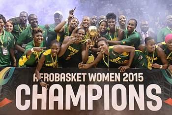 Senegal Afrobasket feminino 2015