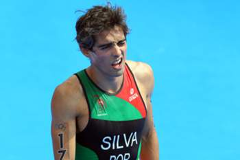 João Silva, atleta do triatlo