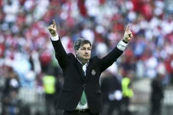 Presidente do Sporting.