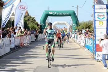 Jesús Ezquerra vence primeira etapa e lidera Volta à Bairrada.