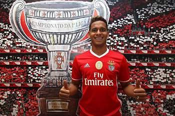 Filipe Augusto já equipa à Benfica