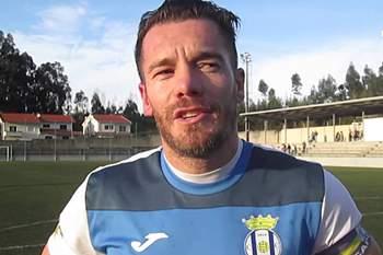 Fernando Madureira, capitão do Canelas 2010