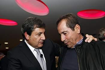O treinador assumiu o cargo de diretor desportivo no Sporting.