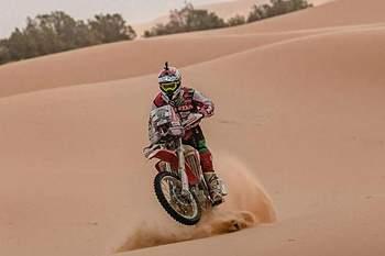 Morocco Challenge: Pedro Bianchi Prata permanece em segundo