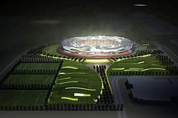 Umm Slal Stadium, Qatar