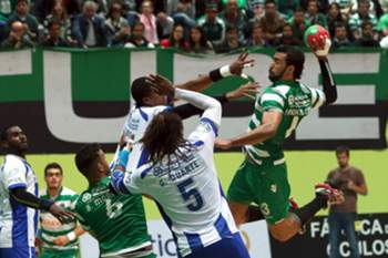 Sporting vs FC Porto andebol