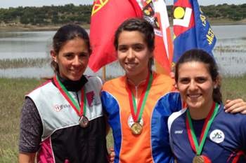 Mariana Moreira, Raquel Costa e Rita Rodrigues