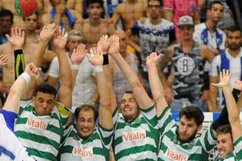 ABC, Benfica e Sporting garantem presen