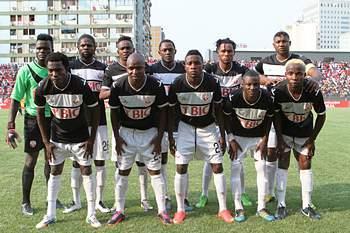 Santa Rita FC vence pela primeira vez no Girabola