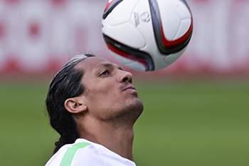 """Bruno Alves: """"Sporting? É um grande clube"""""""