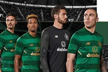 Equipamento alternativo do Celtic assinala 50 anos dos 'leões de Lisboa'.
