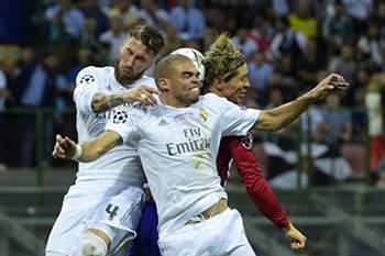 Real e Atlético Madrid medem forças em Milão