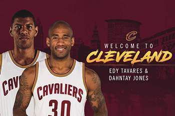 Cabo-verdiano Edy Tavares contratado pelos Cleveland Cavaliers.